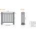 Трубчатый дизайн-радиатор Purmo Delta Bar
