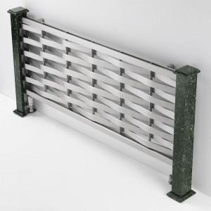 Дизайн-радиатор AEON Wave Horizontal