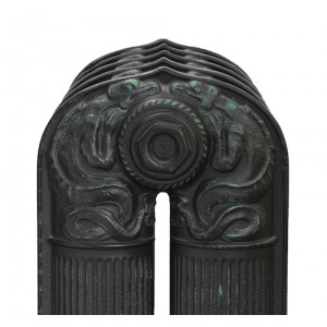 Чугунный радиатор Fakora Dragon