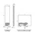 Дизайн-радиатор IRSAP Power / Over Power