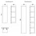 Дизайн-радиатор IRSAP Quadraqua