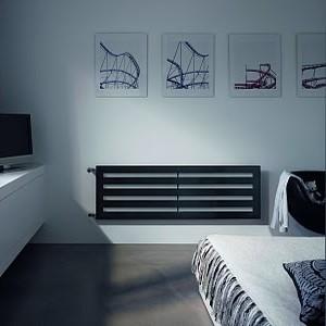 Радиатор Zehnder Metropolitan - горизонтальная версия